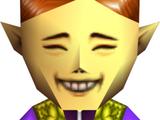 Secuencia de comercio de la Máscara Feliz