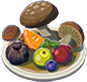 Fruit and Mushroom Mix