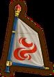 Hyrule Warriors Legends Sail Swift Sail (Level 2 Sail)