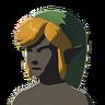 Breath of the Wild amiibo Rune Items (Hero of Wind Armor Set) Cap of the Wind (Icon)