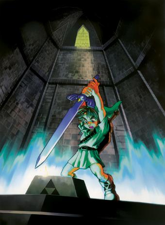 Master Sword Zeldapedia Fandom