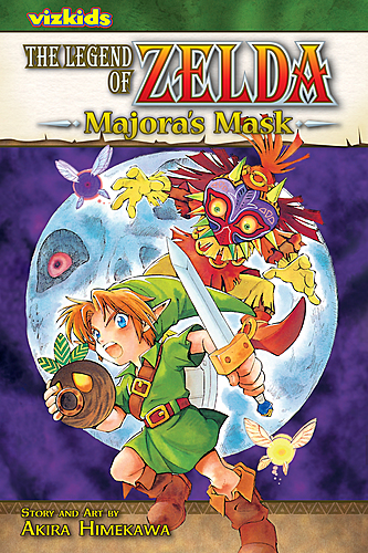 The Legend of Zelda: Majora's Mask (манга)