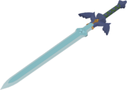 BotW Master Sword Model