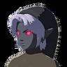 Breath of the Wild Dark Link Armor Dark Hood (Icon)