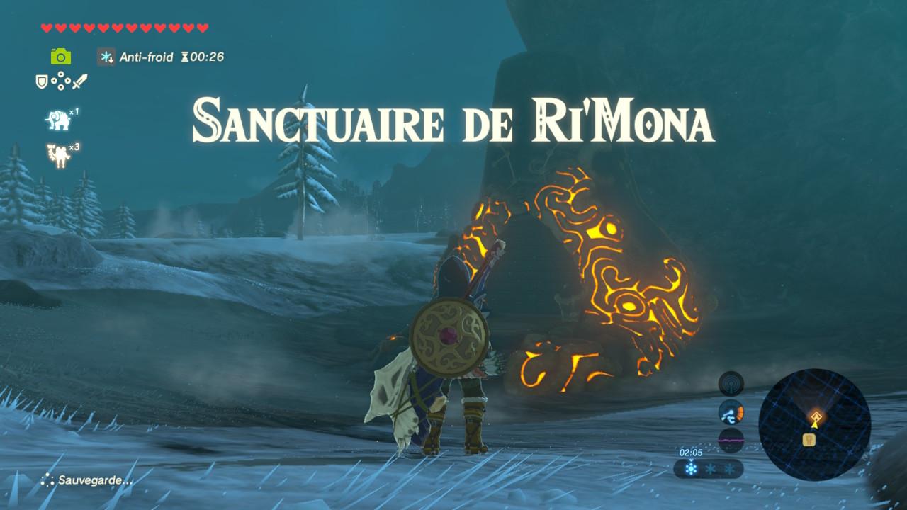 Sanctuaire de Ri'Mona