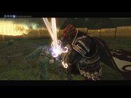 Zelda- Twilight Princess HD - Final Boss Battle- Dark Lord Ganondorf (Hero Mode + Ganondorf amiibo)