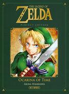 Ocarina of Time Perfect Edition Manga Akira Himekawa