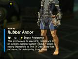 Rubber Armor