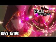 Hyrule Warriors Age of Calamity - Boss - Astor -Nintendo Switch-