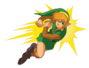 Link charge ALttP