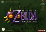 The Legend of Zelda - Majora's Mask (PAL)