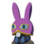 BotW Merchant Hood (The Champion' Ballad DLC) Ravio's Hood (Icon).png