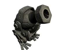 Render of the Sky Cannon from Hyrule Warriors