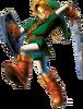 Link saut 2 OoT