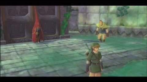 The Imprisoned First Encounter (Skyward Sword)