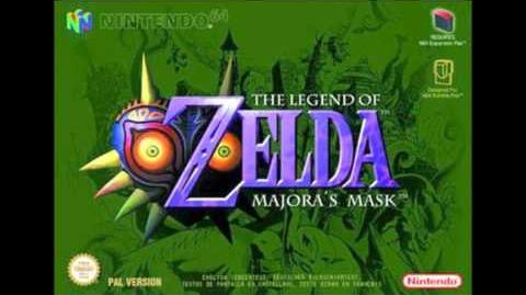 The Legend of Zelda Majora's Mask - The Clock Tower EXTENDED Music