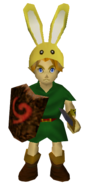 Link Masque du Lapin OOT