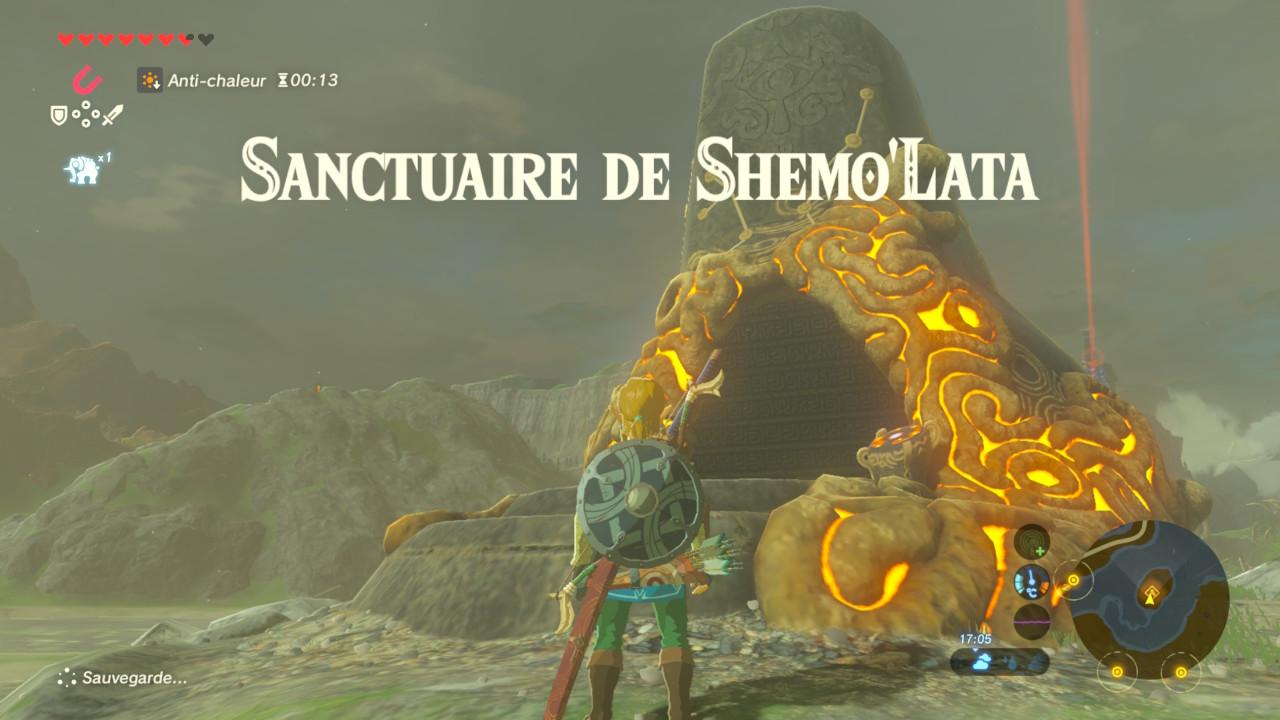 Sanctuaire de Shemo'Lata