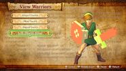 Classic Link with Wooden Sword