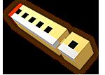 Hyrule Warriors Baton 8-Bit Recorder (8-bit Baton)