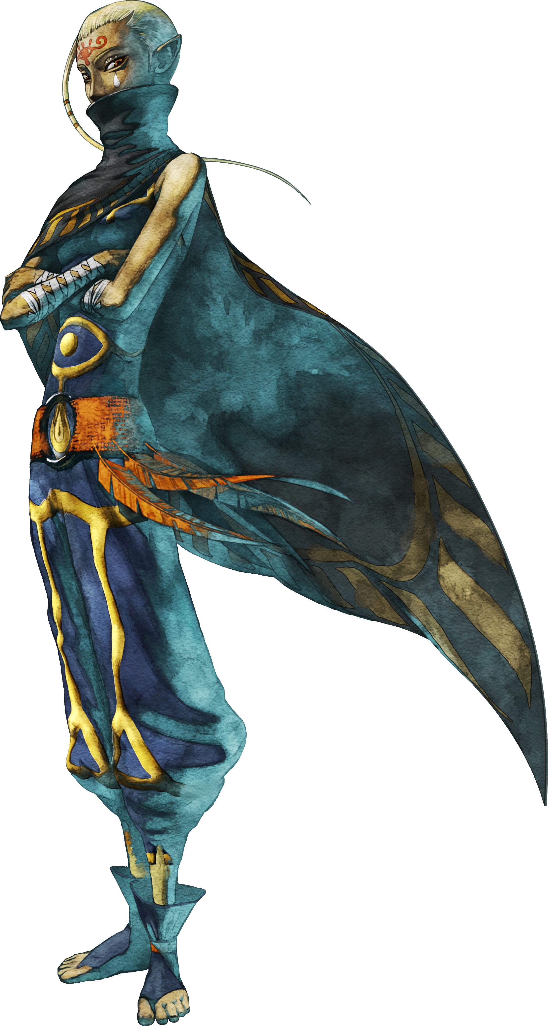 Impa Zeldapedia Fandom