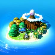 LANS Koholint Island Render