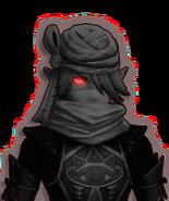 Portrait Dark Sheik HW