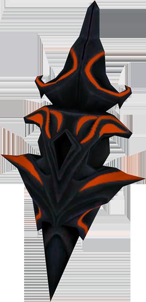 Cristal oscuro (Twilight Princess)