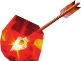 Flecha de fuego