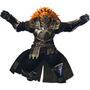 Hyrule Warriors Ganondorf Standard Armor (Demise Recolor - Twilight DLC)