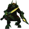 Ganon as he appears in-game