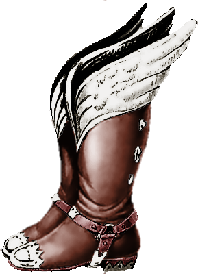 Pegasus Boots