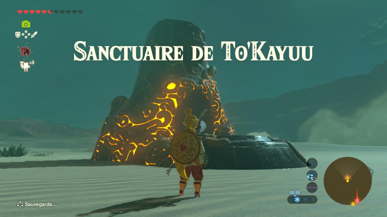 Sanctuaire de To'Kayuu