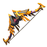 Breath of the Wild Royal Equipment Royal Bow (Icon)