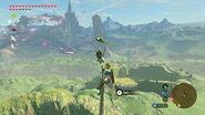 Mont Gonggle BOTW