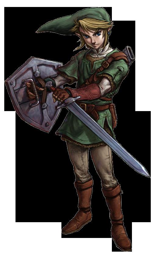 Personajes de The Legend of Zelda: Twilight Princess