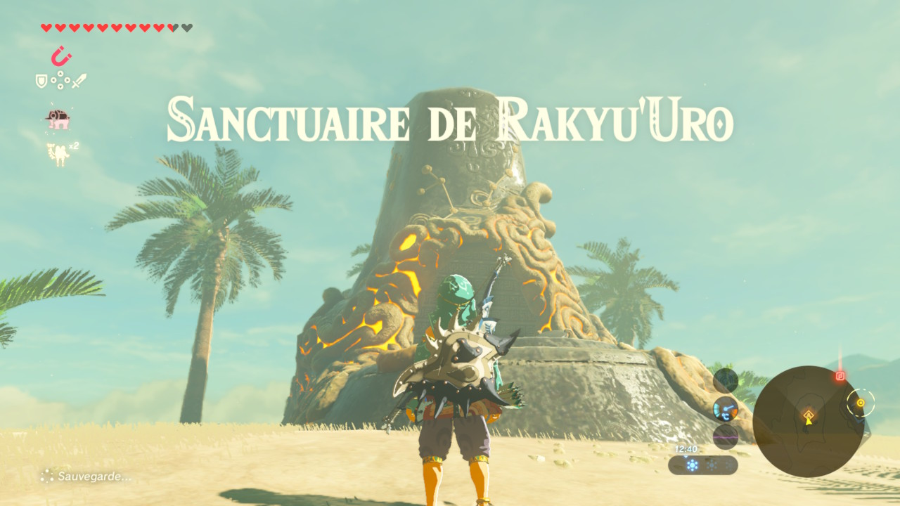 Sanctuaire de Rakyu'Uro