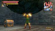 Hyrule Warriors Classic Link Power Gauntlets Giant Boulder WVW69iappOULLEdm3A