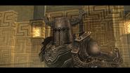 Darknut with alternate helmet