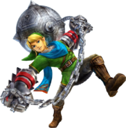 Link Gauntlets (Hyrule Warriors)