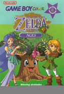Oracle of Ages Libro