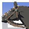 Breath of the Wild amiibo Rune Items (Traveler's Series Horse Gear) Traveler's Bridle (Icon)