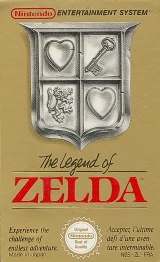 Série The Legend of Zelda