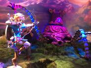 Link y guardián E3 2016 BotW