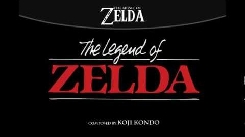 Overworld Theme - The Legend of Zelda