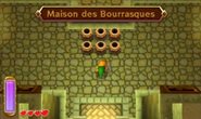 Maison des Bourrasques ALBW