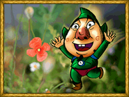 Tingle's Balloon Fight DS Bonus Gallery 16