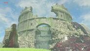BOTW ruines de l amphithéâtre