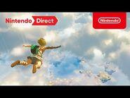 Sequel to The Legend of Zelda- Breath of the Wild - E3 2021 Teaser - Nintendo Direct