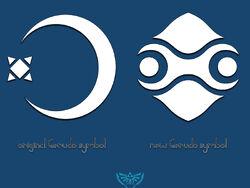 The Legend of Zelda Gerudo symbols